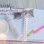 Relaxing with Aveda Products for Mother's Day