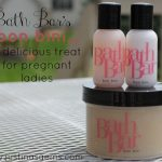 Bath Bar's bon bini- a Delicious Treat for Pregnant Ladies