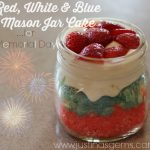 Red, White & Blue Cake Recipe from Pick 'n Save for Memorial Day