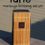 Tarte Maracuja Bronzing Serum Review