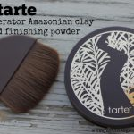 tarte smooth operator amazonian clay pressed finishing powder review