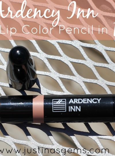 Ardency Inn Natural Lip Color Pencil in Delancey