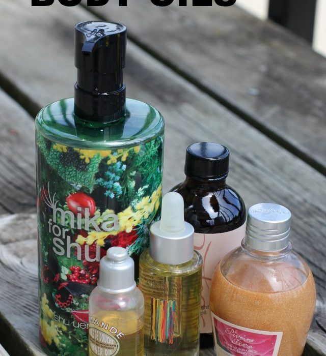 Best Face & Body Oils
