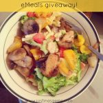 eMeals Subscription Giveaway!