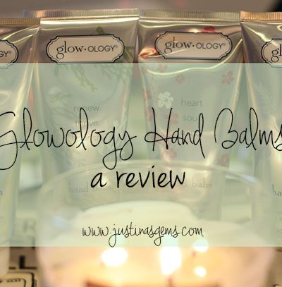 Glowology Hand Balms Review