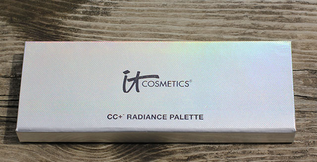 it cosmetics cc+ radiance palette