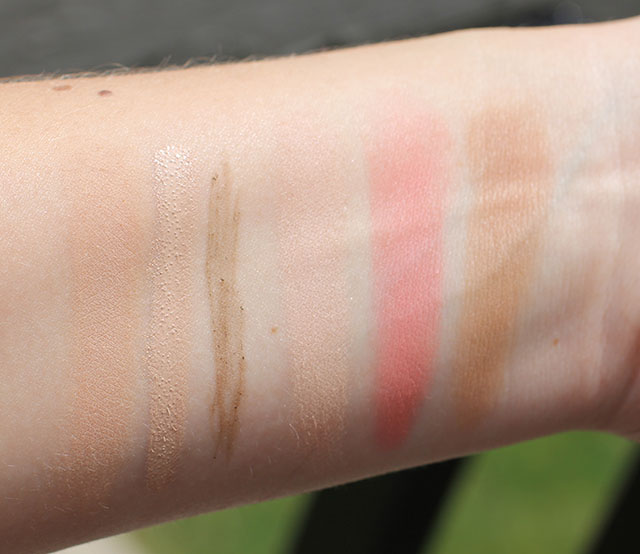 it cosmetics it's all about you swatches