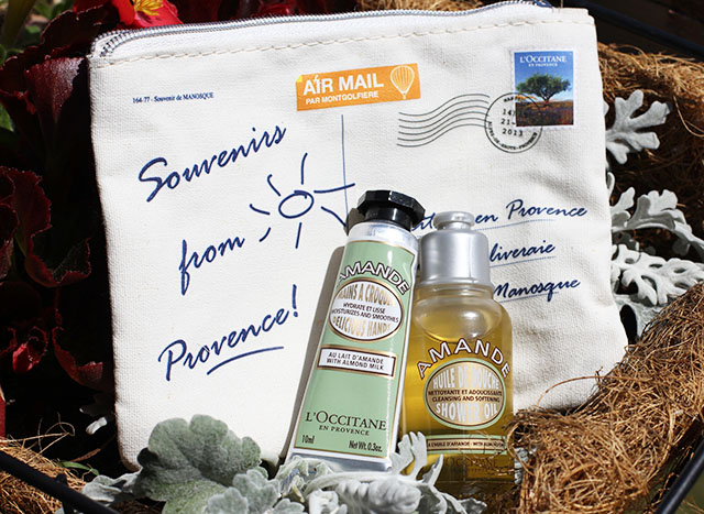 l'occitane birthday gift