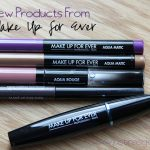 New Product Launches from Make Up For Ever