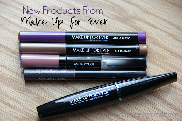 makeupforever new 2014