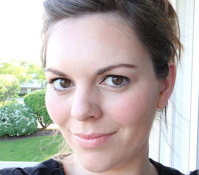 summer makeup look