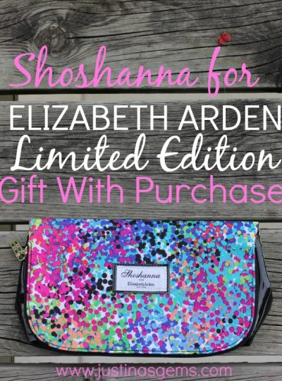 Shoshanna for Elizabeth Arden Limited Edition Gift With Purchase