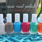 Essie Nail Polish for Summer 2014