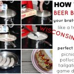 How to Beer Boil Brats from Pick 'n Save