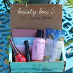 Beauty Box 5 for June