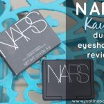 NARS Kauia Duo Eyeshadow Review
