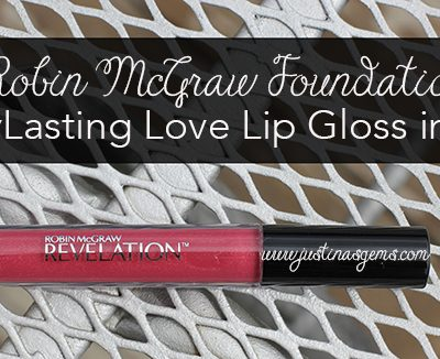 Robin McGraw Revelation- Lip Gloss for a Great Cause