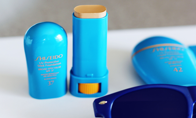 shiseido foundation