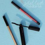 Shu Uemura Drawing Pencils & Petal Lash Mascara