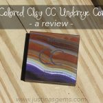 Tarte Colored Clay CC Undereye Corrector Review
