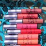 Tarte Lipsurgence Lip Gloss Review & Swatches