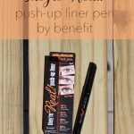 They're Real! Push-up Liner Pen by Benefit