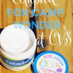 Cetaphil for Camp Wonder at CVS