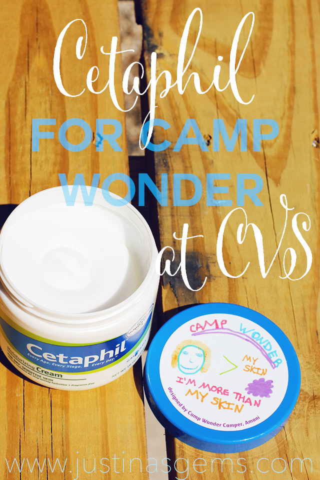 cetaphil for camp wonder
