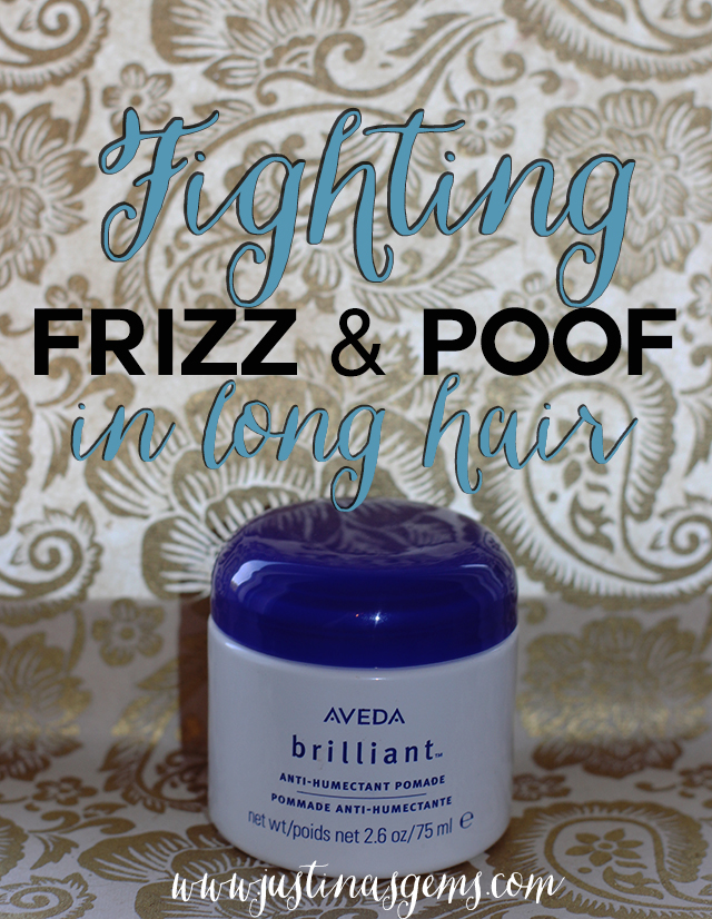 fighting frizz and poof