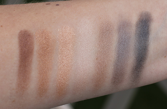 full exposure swatches row 1