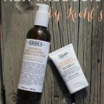 New Products by Kiehl's: Calendula Deep Cleansing Foaming Face Wash & Micro- Blur Skin Perfector