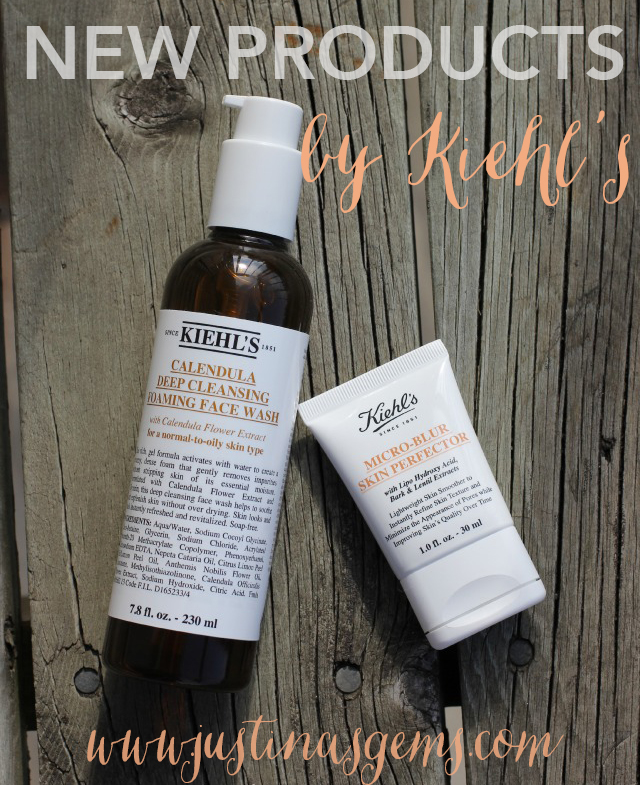new products by kiehls