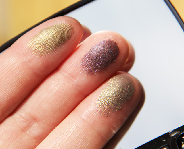 olive amour swatches 2