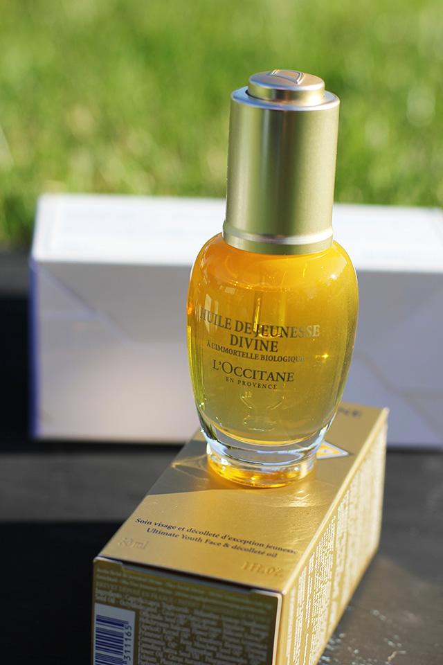 l'occitane divine oil