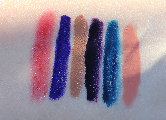 occ lip tar swatches unknown pleasures