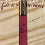 tarte Envy LipSurgence for Fall 2014