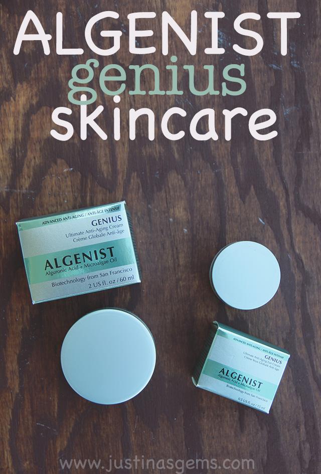 algenist genius skincare