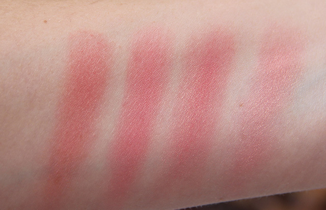 nars orgasm dupe swatches