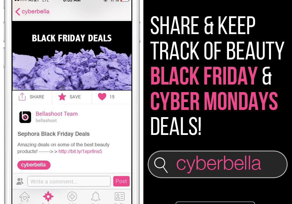 Black Friday & Cyber Monday Sales 2014