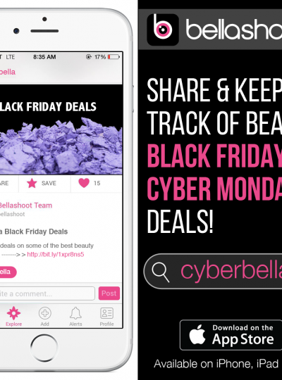 Black Friday & Cyber Monday Sales 2014