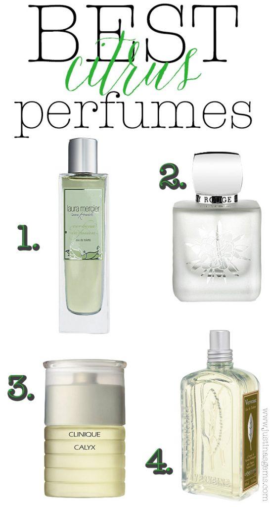 best citrus perfumes 2