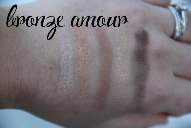 bronze amour lancome