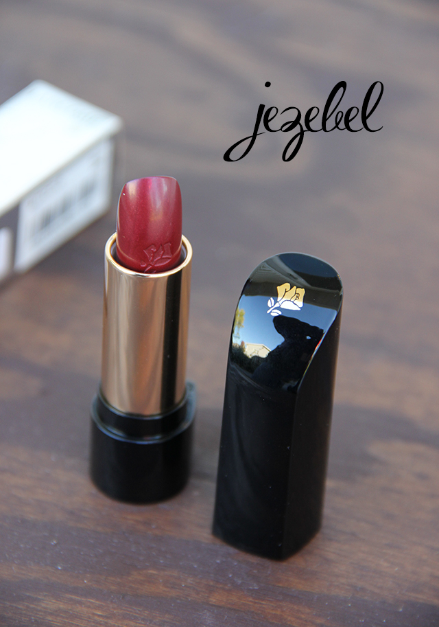 lancome jezebel l'absolu' rouge