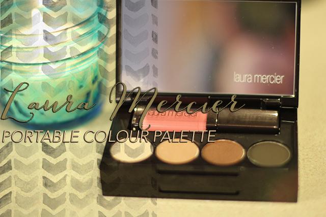 laura mercier portable colour palette