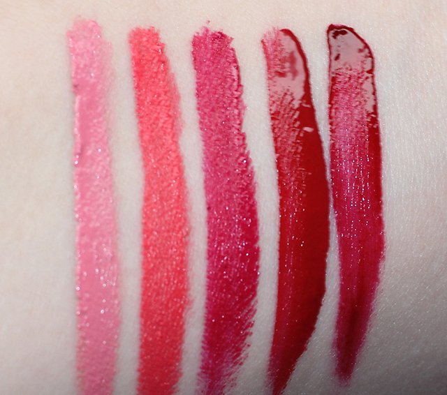 liquid lipsticks