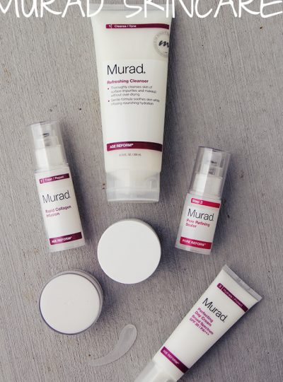 My Skincare Routine with Murad