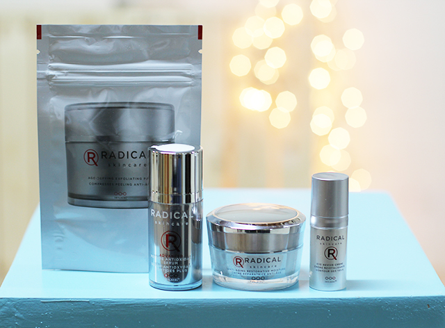 radical start skincare kit