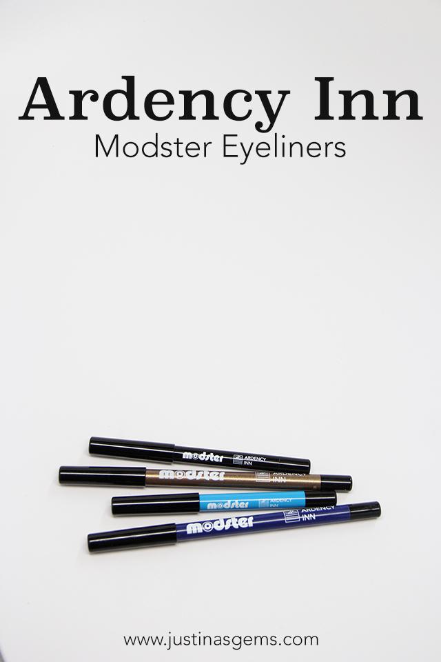 ardency inn modster eyeliners