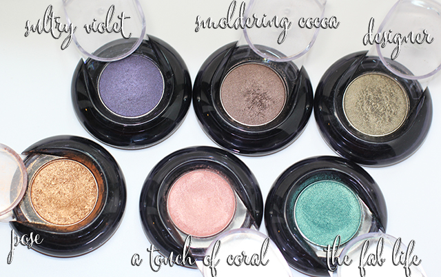 color design shadows, lancome