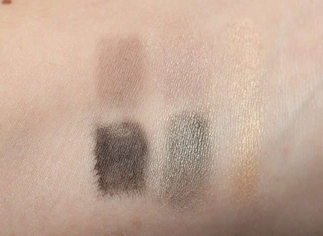 matte to pearl eyeshadow